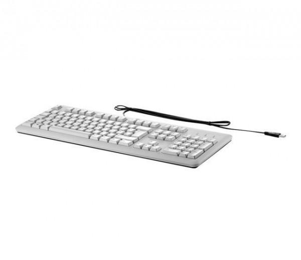 HP USB Tastatur KU-1156 - Grau - QWERTZ