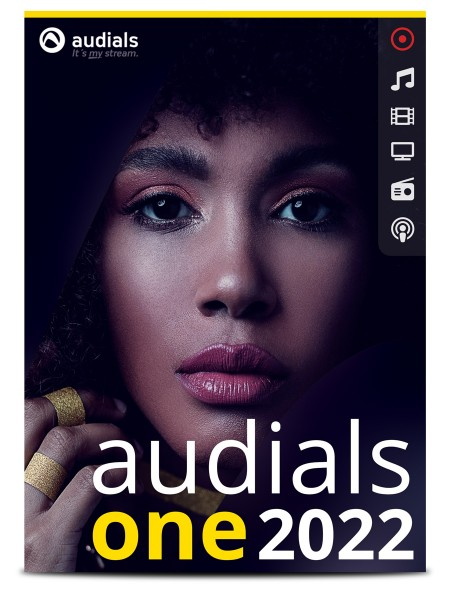 Audials One 2022 - ESD