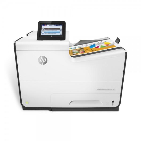 HP PageWide Enterprise 556 Tintenstrahldrucker - Farbdrucker