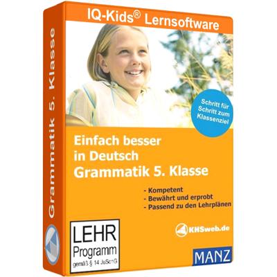 Einfach besser in Deutsch Grammatik 5. Klasse - ESD