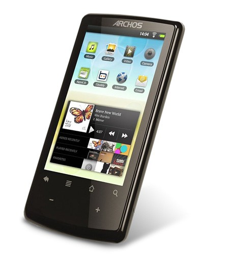Archos 35 - 3,5 Zoll Internet-Tablet - ARM Cortex A8, 800MHz, 8GB Android 2.2