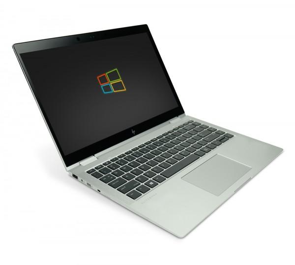 HP EliteBook X360 1040 G5 14 Zoll Full HD Convertible Laptop - Intel Core i7-8650U bis zu 4x 4,2 GHz