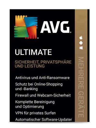 AVG Ultimate 2020 - ESD
