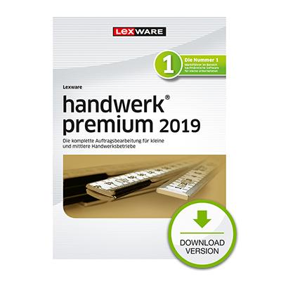 Lexware handwerk premium 2019 - ESD