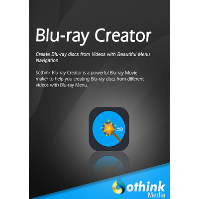 SothinkMedia Blu-ray Creator - 1 Jahreslizenz - ESD