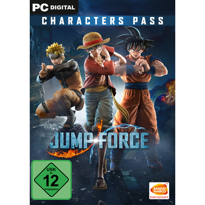 Jump Force Characters Pass - DLC - ESD