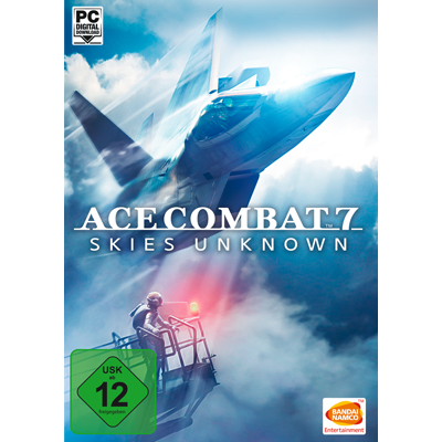 ACE COMBAT 7: SKIES UNKNOWN - ESD
