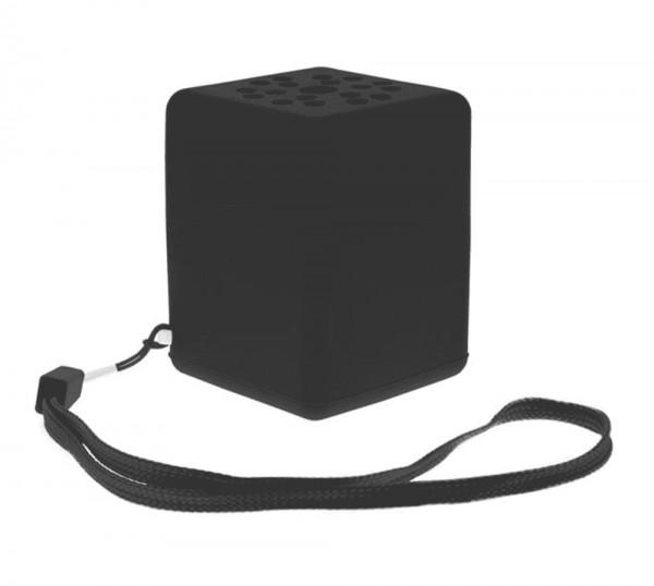 InLine Mini Bluetooth Lautsprecher Bobby mit Freisprechfunktion - Schwarz