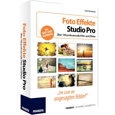 Foto Effekte Studio Pro - ESD
