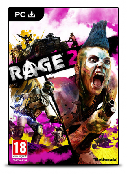 Rage 2 - USK 18 - ESD