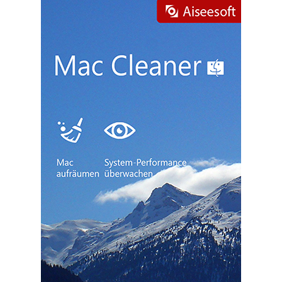 Aiseesoft Mac Cleaner - ESD