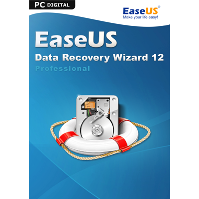 EaseUS Data Recovery Wizard PRO 12.8 - ESD