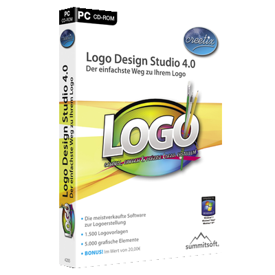 Logo Design Studio 4.0 - ESD