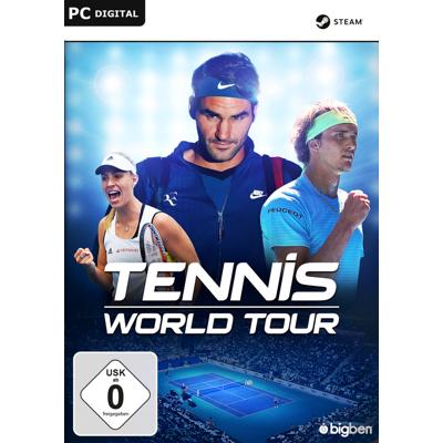 Tennis World Tour - ESD