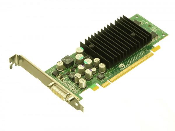 Nvidia Quadro NVS 285 128MB DDR2 - 1x DMS-59 (inkl. Einbau)