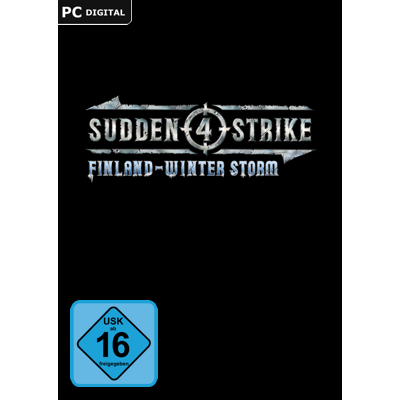 Sudden Strike 4 Finland - Winter Storm - DLC - ESD