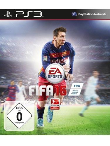 FIFA16 PlayStation 3 (PS3)
