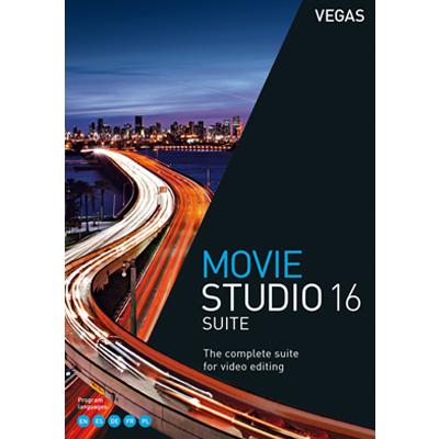 Vegas Movie Studio 16 Suite - ESD