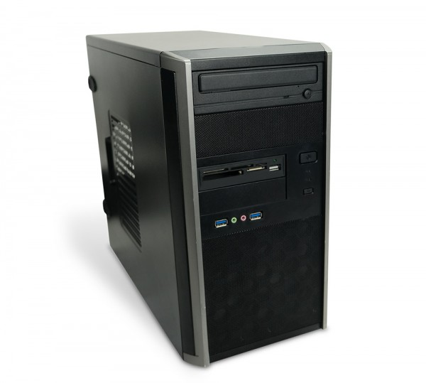 Delphin Business BTO Tower PC Computer - Intel Core i5-4670 4x 3,4 GHz