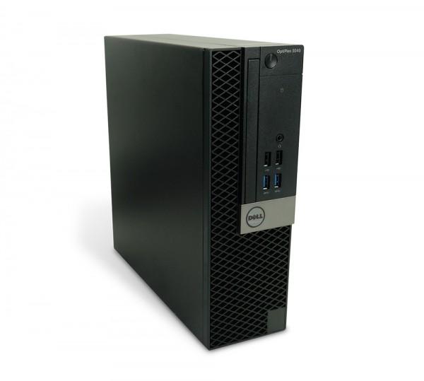 Dell OptiPlex 3040 SFF PC Computer - Intel Core i3-6100 2x 3,7 GHz