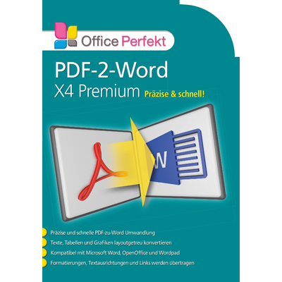 PDF-2-Word X4 Premium - ESD