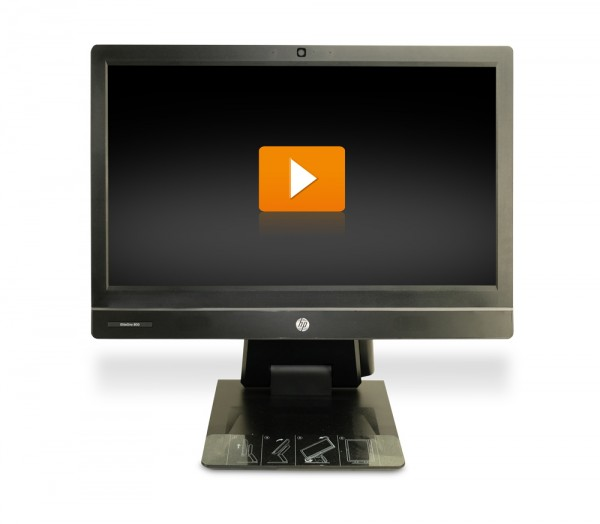 HP EliteOne 800-G1 All-in-One PC Computer Full HD 23 Zoll - Intel Core i5-4670s 4x 3,1 GHz