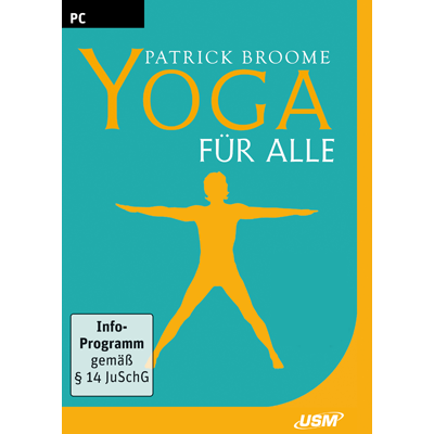 Patrick Broome: Yoga für alle - ESD