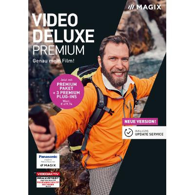 Magix Video Deluxe 2019 Premium - ESD