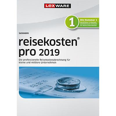 Lexware reisekosten pro 2019 - ESD