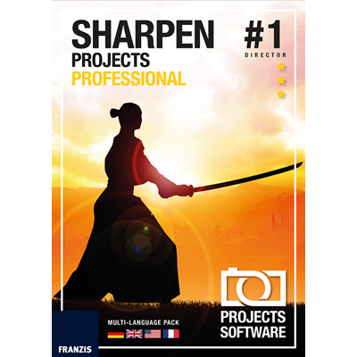 SHARPEN projects professional - ESD