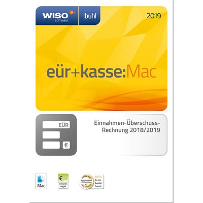 WISO EÜR & Kasse:Mac 2019 - ESD