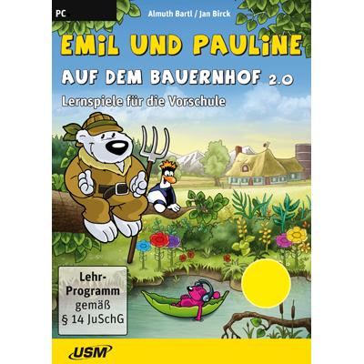 Emil und Pauline auf dem Bauernhof 2.0 - ESD