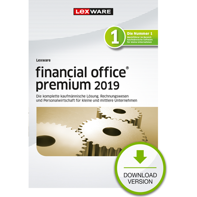 Lexware financial office premium 2019 - ESD