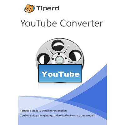 Tipard Youtube Converter - lebenslange Lizenz - ESD