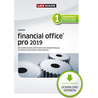 Lexware financial office pro 2019 - ESD