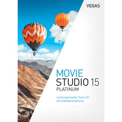 Vegas Movie Studio 15 Platinum - ESD