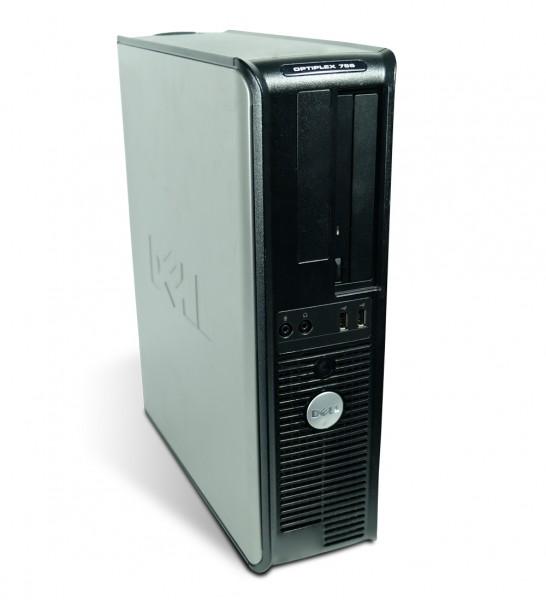 Dell OptiPlex 755 Desktop PC Computer - Intel Core 2 Duo-E6850 2x 3 GHz