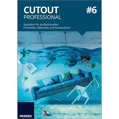 Franzis CutOut Professional 6 - ESD