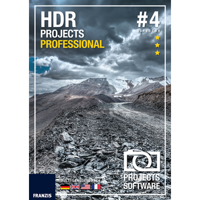 HDR projects 4 professional - ESD
