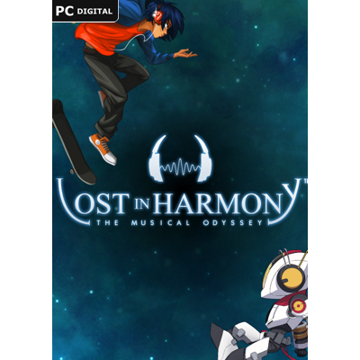Lost in Harmony - ESD