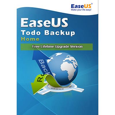 EaseUS Todo Backup Home Free Lifetime Upgrade Version - ESD