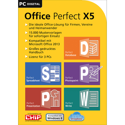 Office Perfect X5 - ESD