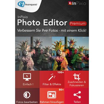 InPixio Photo Editor Premium - ESD