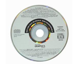 CorelDRAW Graphics Suite 11