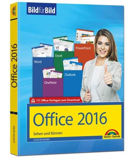 Office 2016 - Sehen und Können
