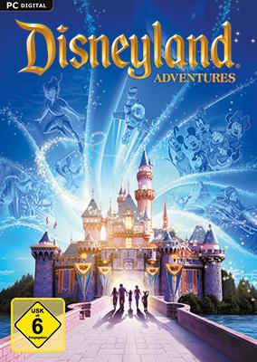 Disneyland Adventures - ESD