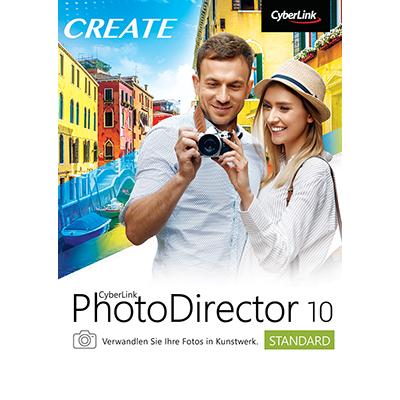 PhotoDirector 10 Standard - ESD