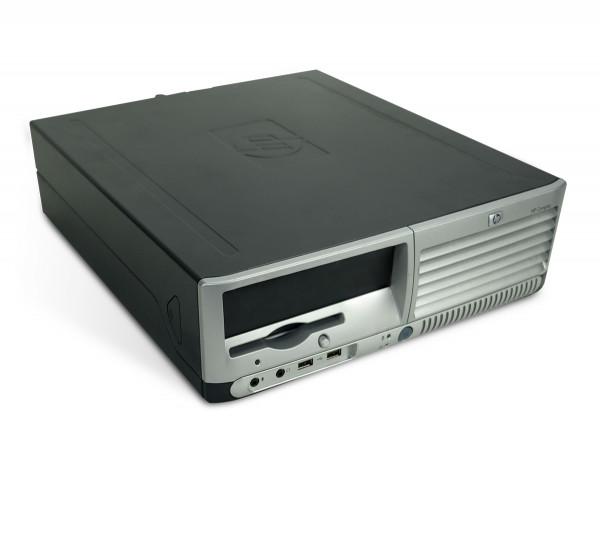 HP DC 7100 SFF PC Computer - Intel Celeron D-331 2,66 GHz 1GB DDR1