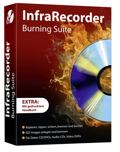InfraRecorder Burning Suite