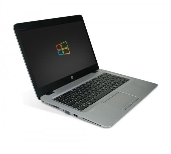 HP EliteBook 840 G3 14 Zoll Full HD Notebook Laptop - Intel Core i5-6300U - bis zu 2x 3 GHz